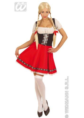 Heidi Costume (disfraz): Amazon.es: Juguetes y juegos