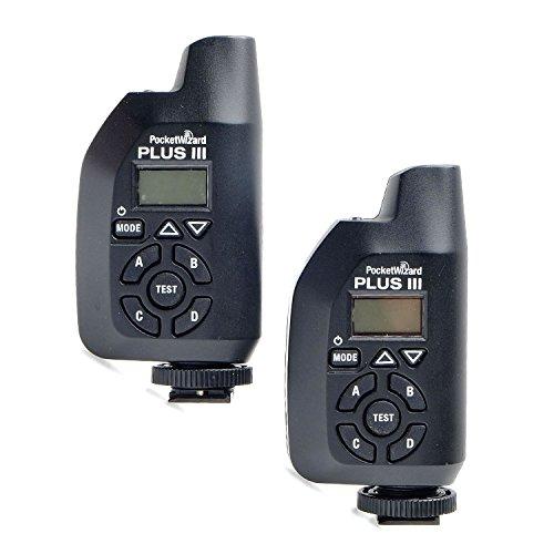 PocketWizard 801-130 Plus III Transceiver Set of 2