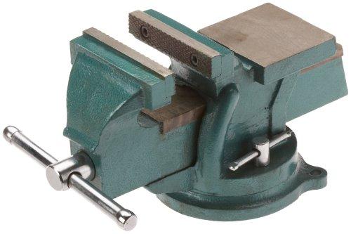 Mannesmann Schraubstock 100 mm, drehbar, Guss, M73010