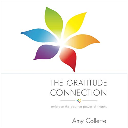 The Gratitude Connection audiobook cover art
