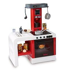Tefal Kinderküche - Smoby Elektronische Tefal Mini-Küche Cheftronic