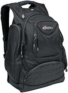 OGIO Metro Street Computer Laptop Backpack, Black