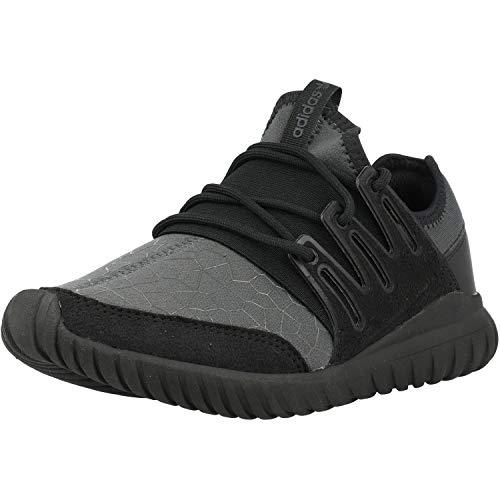 adidas Tubular Radial J 919, Sneaker Unisex-Adulto, Nero (Core Black/Black/Black S81919), 36 EU