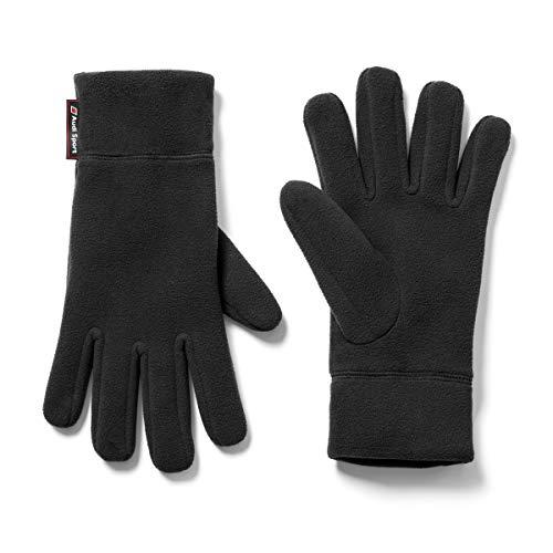 Audi collection 313180200 Audi Sport Handschuhe Fleece, grau, S, Dunkelgrau, S