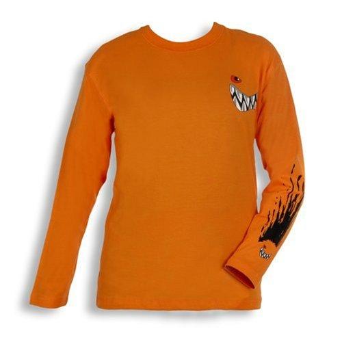 Die Wilden Kerle Longsleeve orange, Größe 164