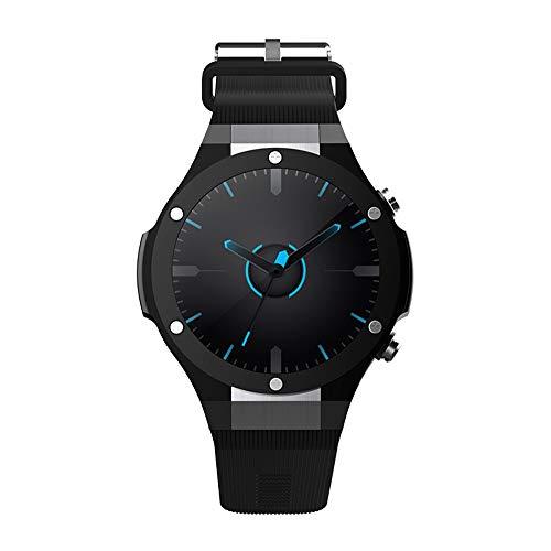 CITW Android Ios 1G + 16GB Smart Uhr 1,39 Zoll Mtk6580 Smartwatch Telefon 3G WiFi GPS 5M Herzfrequenz Nano SIM GSM,Silver