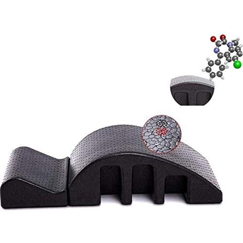 LIUYULONG Wirbelsäulenunterstützer Pilates Wirbelsäule Yoga Massage Bett Pilates Wirbelsäule Corrector Pilates Maschine Wirbelsäule Relief Pilates Reformer abnehmbar