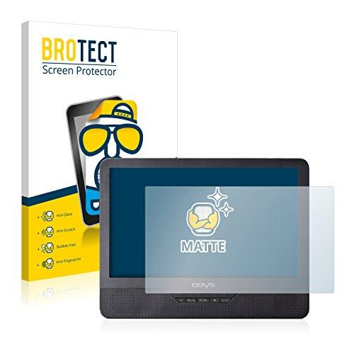 BROTECT 2X Entspiegelungs-Schutzfolie kompatibel mit Odys Seal 9 Displayschutz-Folie Matt, Anti-Reflex, Anti-Fingerprint