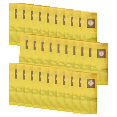 Think Crucial Replacements for Hoover HushTone Canister Vacuums Part # AH10243, Fits Models: CH54013, CH54015, CH54113 & CH54115 (30 Pack)