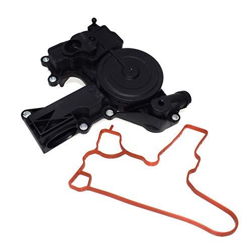 eGang Auto Séparateur d'huile PCV Valve 06H103495 Fit Audis A4 A3 TT VWS Jetta Golf Passat Nouveau