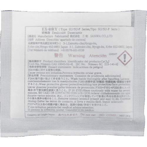 三和製作所 三和 高性能吸湿剤EX-10SU-12P14g×12個入り EX10SU12P_3340 [0047]