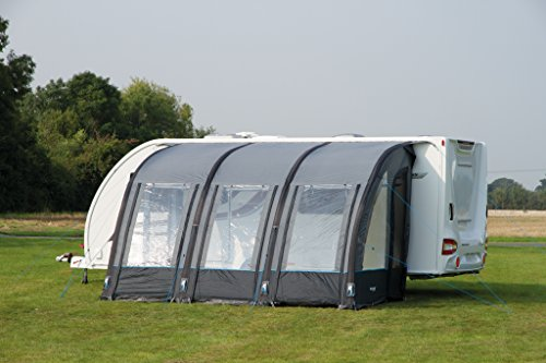 Quest Leisure Gemini Air 390 Lightweight Inflatable Caravan Porch Awning
