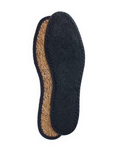 Collonil Fresh & Dry Black Edition Sohle Einlegesohle schwarz, 35