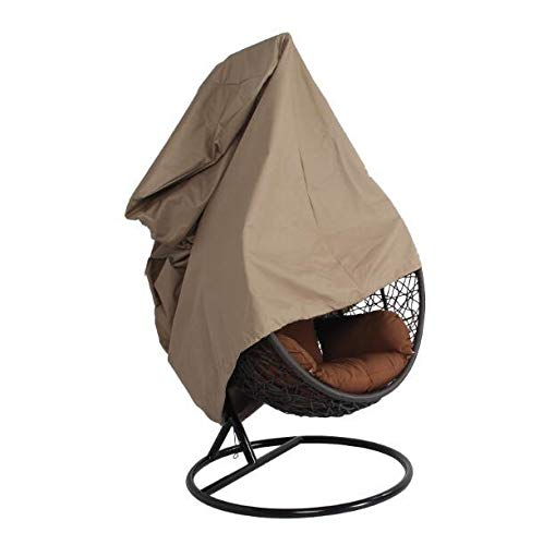 MONTENMIN Winter Cover for Single SEAT Swing Chair