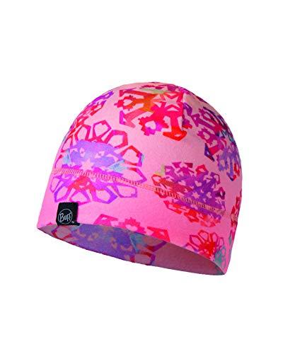 Buff Kinder Mütze Polar, Origami Flock Flamingo Pink, One Size, 118813.560.10.00