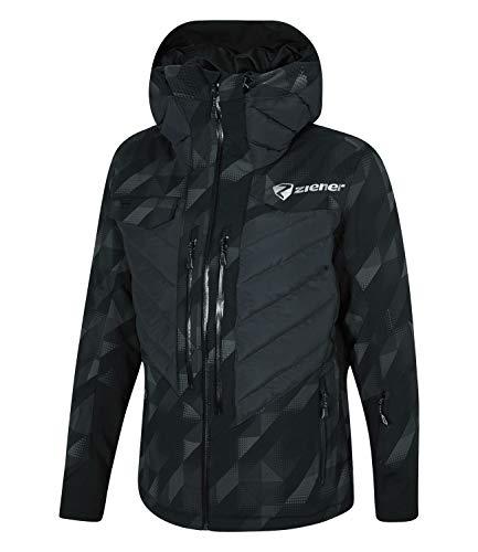 Ziener Unisex Teamwear Race Trainer Spezialjacke Skijacke RCE Coach Jacket 194911, Größe:L