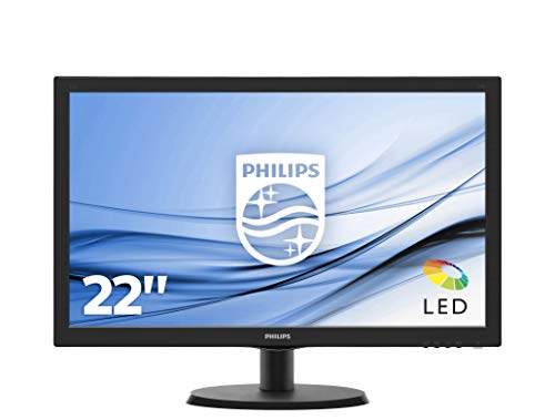 Philips Monitor 223V5LHSB2/00 - Pantalla PC 21.5