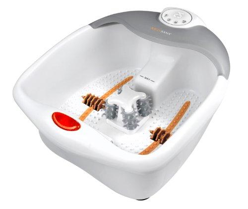 Medisana FS 885 - Baño eléctrico para pies, función calor,...