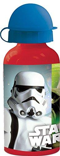 Star Wars Botella cantimplora de Aluminio 400 ml (STOR 56734