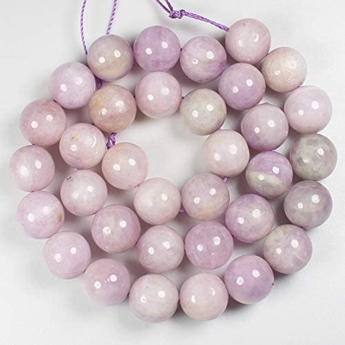 Natural Kunzite Round Beads wholesale 9mm11mm14mm Jewellery for Je Denver Mall DIY