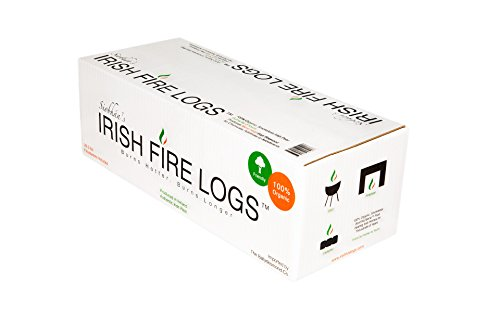 Find Discount Siobhan's Irish Fire Logs (Irish Peat with Fire Starters)