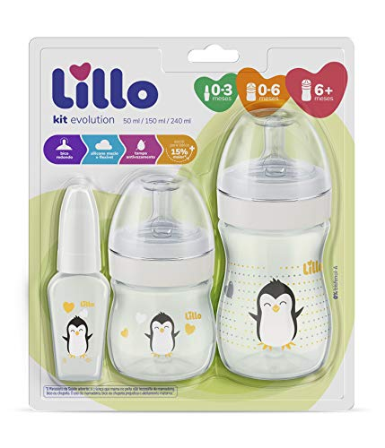 Kit Evolution - Lillo, Cor Branco