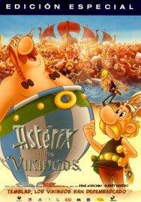 Asterix Y Los Vikingos (Ed.Esp.) [DVD]