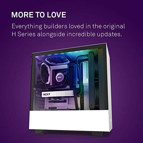 Build My PC, PC Builder, NZXT CA-H510I-W1