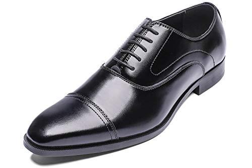 [todaysunny] ビジネスシューズ メンズ 紳士靴 高級靴 ドレスシューズ 通気快適 抗菌 滑り止め ストレート