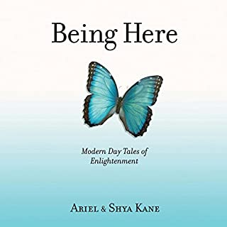 Being Here: Modern Day Tales of Enlightenment cover art