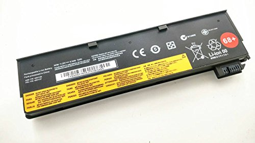 Kreen X240 6-Cell 0C52862 Laptop Battery for Lenovo ThinkPad L450 L460 L470 P50S T440 T440s T450 T450s T460 T460P T470P T550 T560 W550s X250 X260 X270 0C52861 45N1129 45N1128 45N1132 45N1134