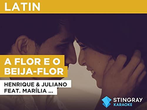 A flor e o beija-flor in the Style of Henrique & Juliano feat. Marília Mendonça
