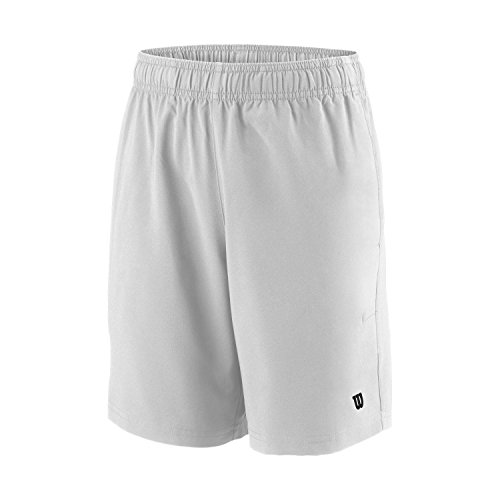 Wilson Kinder 7 Shorts B Team, White, L, WRA767401LG