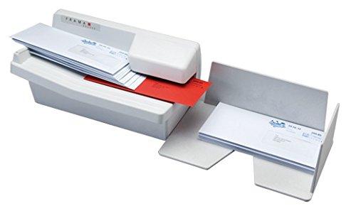 Frama Brieföffner Access B300 ✓ elektronischer Brieföffner, elektrischer Brieföffner, Heftklammern sicher, automatische Zuführung, Umschlagformate: C6, DIN-Lang, Kompakt, C5, C4, B6 und B5, Experte für Postbearbeitung ✓
