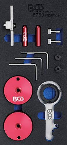 BGS 6769 | Werkstattwageneinlage 1/3: Motor-Einstellwerkzeug-Satz | für Ford 2 0TDCI ECOBLUE