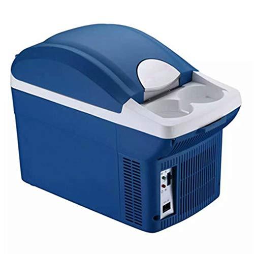Refrigerador para Automóvil, Refrigerador Pequeño para Dormitorio En Casa, Mini Refrigerador Pequeño para Cosméticos para Automóvil, Diseño Silencioso