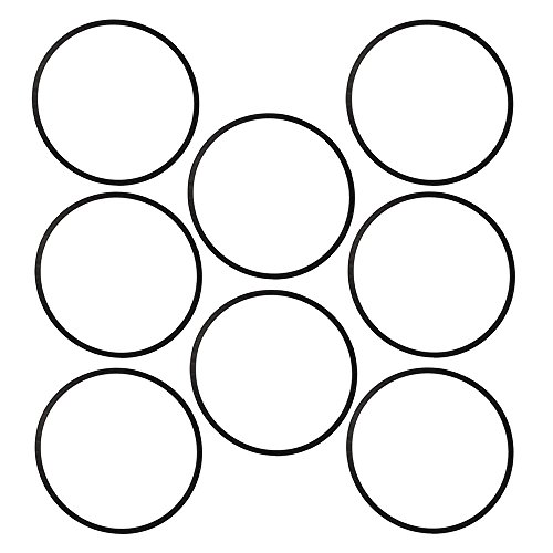 Panari (Pack of 8 Float Bowl Gasket for 693981 280492 12T702 12T782 12T802 Engine
