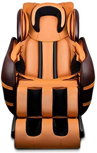 CLOTHES Sillas De Masaje Cuerpo Completo Y Reclinable, Silla eléctrica Silla Silla de Masaje automática Home Completo Massager Multifunción Multifunción Regalo Mayor