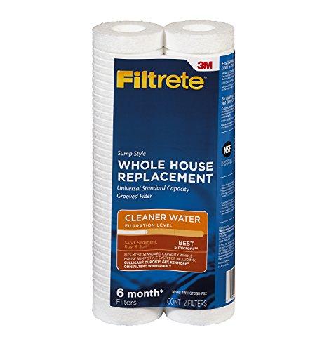 Filtrete 4WHSTDGRF02Cartuccia del Filtro di Ricambio (Confezione)