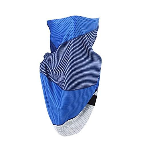 ZZHAT Masker Camouflage, Winddicht Stof-Proof Zonnekap Sweatband Haarband Hoofdbanden Sjaal Voor Hardlopen Wandelen Fietsen Motorrijden