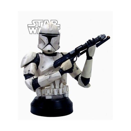 Star Wars: Clone Trooper Deluxe Mini-Bust image