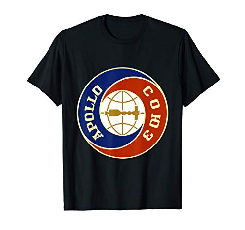 Apollo-Sojus Mission - NASA Merchandise T-Shirt