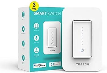 TESSAN Wi-Fi Smart 3-way Dimmer Switch