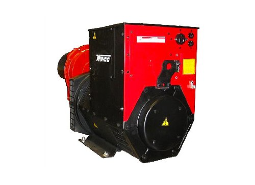 85 kW Tractor-Driven PTO Generator (Single Phase)