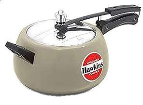Hawkins Pressure Cooker, Aluminum, 5L, CAG50, Multi Color, Aluminium