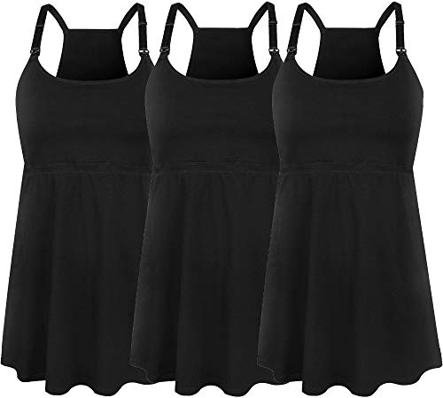Best Nursing Tank Tops For Large Breasts