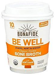 Bonafide Provisions, Broth Bone Cup Chicken Organic, 8 Ounce