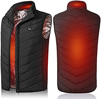 Lixada Lightweight Winter Warm Electric Waistcoat