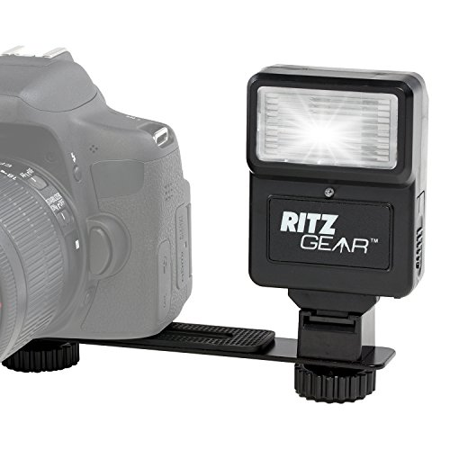 Ritz Gear Digital Camera Flash with…