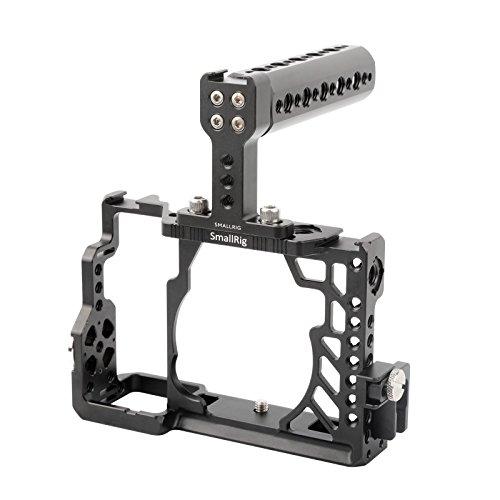SMALLRIG a7s Cage Kit de Jaula con Top Handle y HDMI Lock para Sony a7 a7r a7s-2010